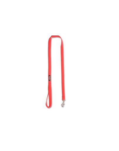 AMIPLAY Smycz n 150 cm / 2 cm czerwona