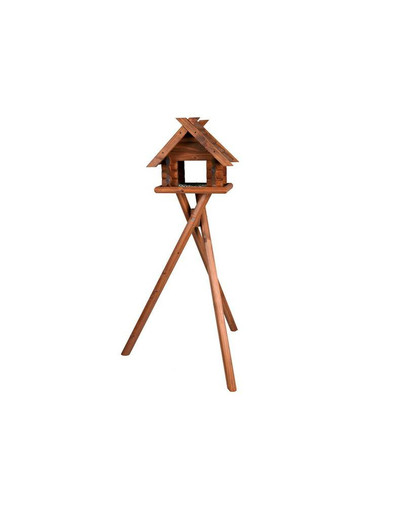TRIXIE Bird feeder natura 47 x 40 x 36 cm / 1.40 m