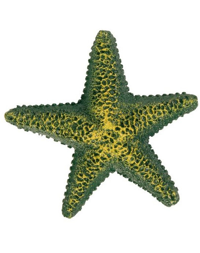 Dekoracija akvariumui jūros žvaigzdė 9cm