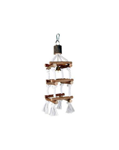 Trixie medinis žaislas paukščiams 34 cm