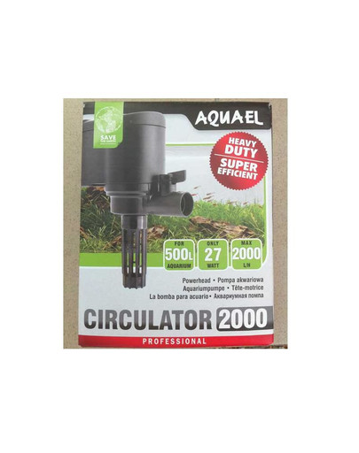 Aquael pompa Circulator 2000 (N)