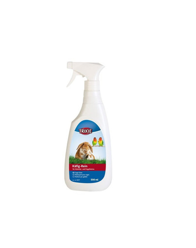 Trixie Spray purškiamas valiklis narvų valymui citrinų kvapo 500 ml