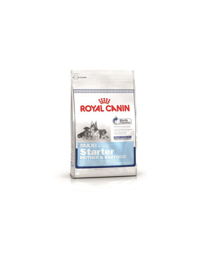 ROYAL CANIN Maxi starter mother & babydog 4 kg