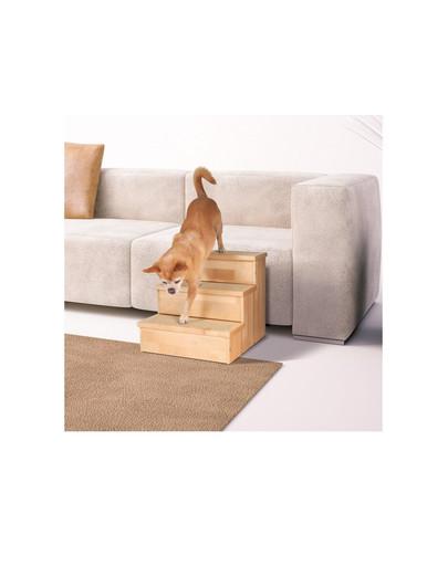 Trixie mediniai laiptai šunims