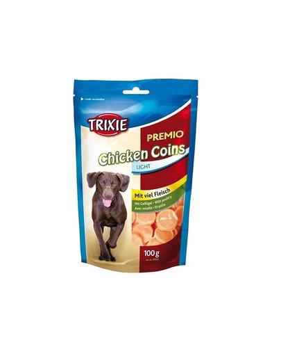Trixie Esquisita Chicken Coins skanėstai šunims su paukštiena 100 g
