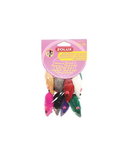 Zolux 8 vidutinių pelių rinkinys katėms