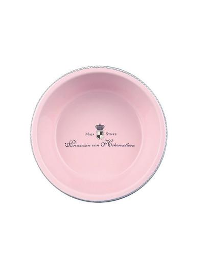 Trixie keramikinis dubenėlis šunims 180 ml / 12 cm rožinis