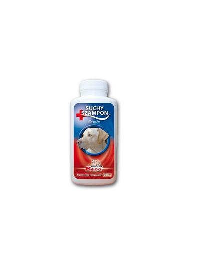 BENEK Super beno Suchý šampón pro psy regenerační 250 ml