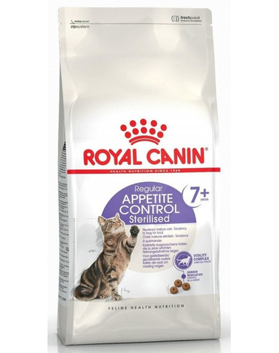 Royal Canin Sterilised 7+ Appetite Control 0.4 kg