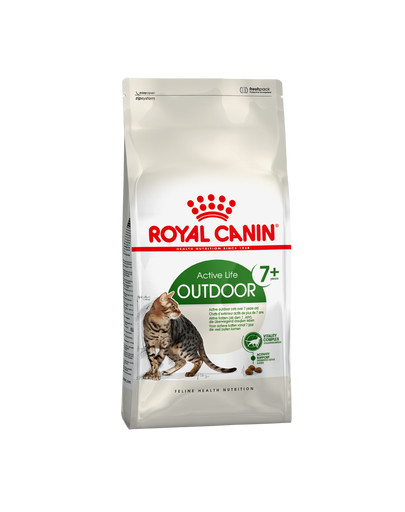 ROYAL CANIN Outdoor 7+ 0.4 kg