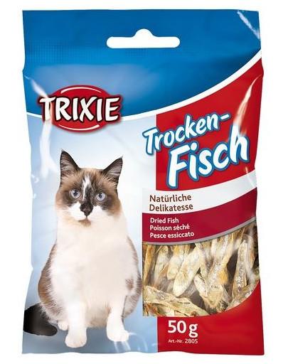 Trixie Trocken-Fisch džiovintos žuvys katėms 50 g