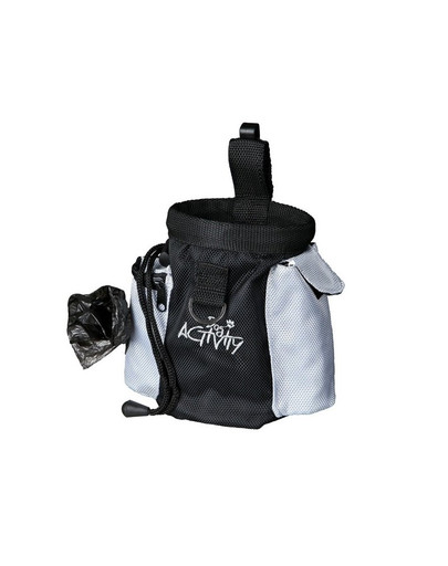 Trixie skanėstų krepšys Dog Activity 2in1 10 X 13 cm