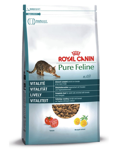 Royal Canin Pure Feline N.03 Lively 1.5 kg