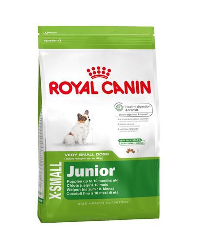 ROYAL CANIN X-Small junior 0.5 kg