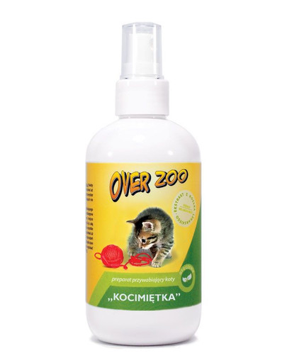 OVER ZOO Šanta/Catnip 250 ml