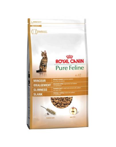 Royal Canin Pure Feline N.02 Slimness 0.3 kg