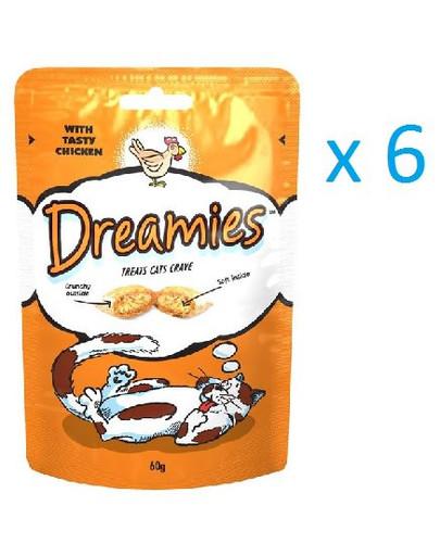 Dreamies su vištiena 60 g X6