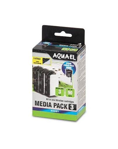 Aquael Standart Media kempinės filtrui FZN Mini