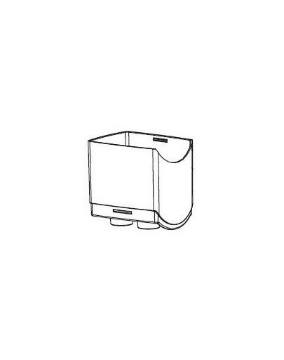 Aquael Unifilter 750/1000 filtro konteineris