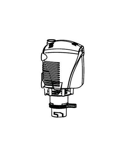 Aquael filtro Circulator 350 variklis