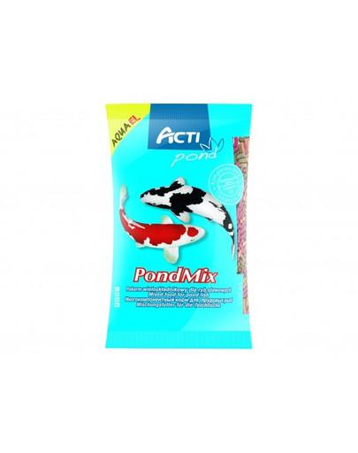 Aquael Acti Pond Mix maistas tvenkinio žuvims 2 l