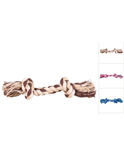 Trixie žaislas virvė 22 cm