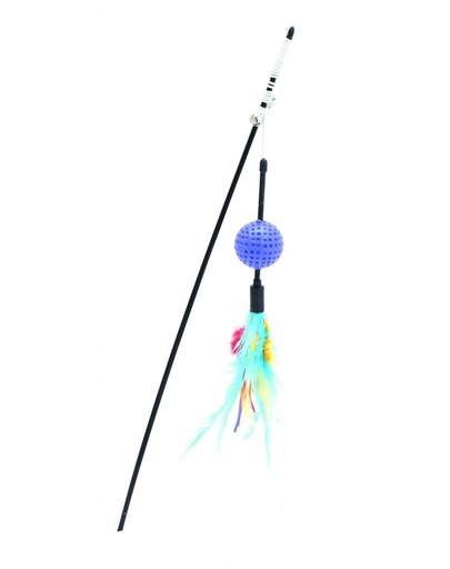 Comfy žaislas Wilma meškerė su mėlynu kamuoliuku 65 cm