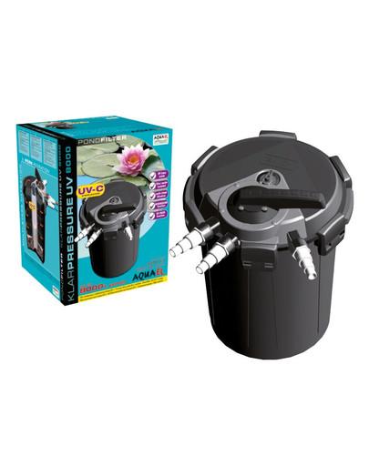 Aquael Klarpressure UV 8000 slėginis filtras