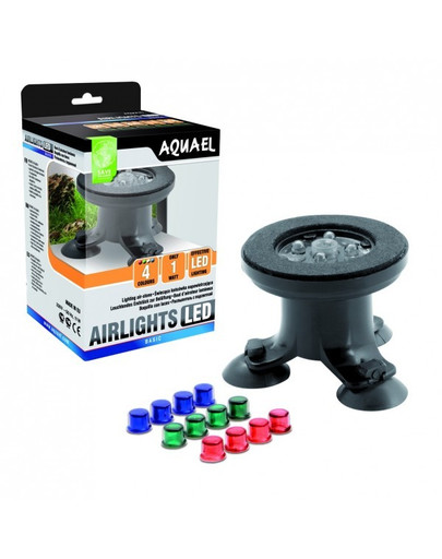Aquael Airlights Led burbuliatorius