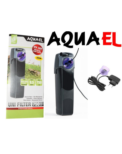Aquael filtras Unifilter 750 UV