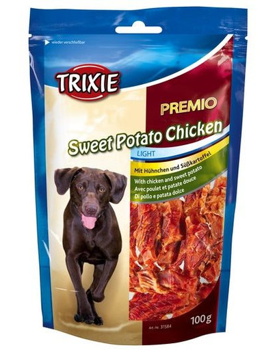 Trixie Snacki Premio Sweet Potato Chicken 100 g