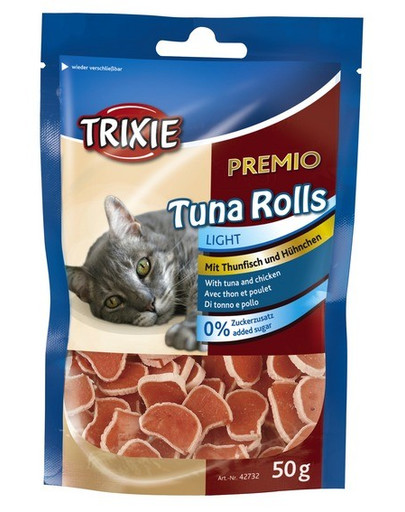 Trixie Premio Tuna Rolls skanėstai  50 g