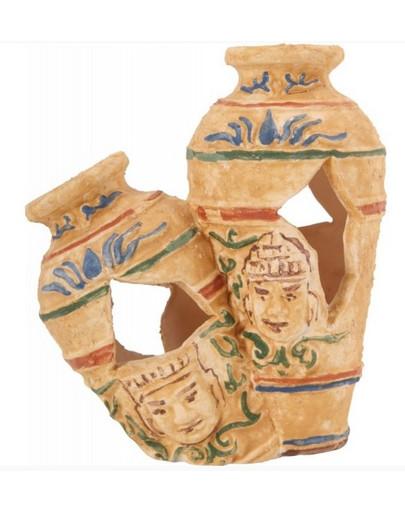 Zolux dekoracija Hieroglifai vazos