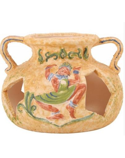 Zolux dekoracija Hieroglifai urna