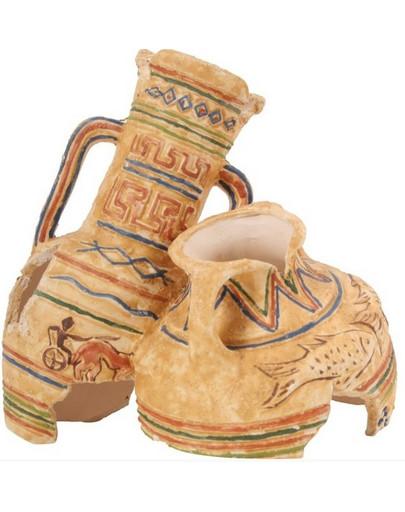 Zolux dekoracija Hieroglifai amfora ir urna