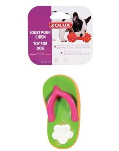 Zolux žaisliukas vinilinė šlepetė 12 cm