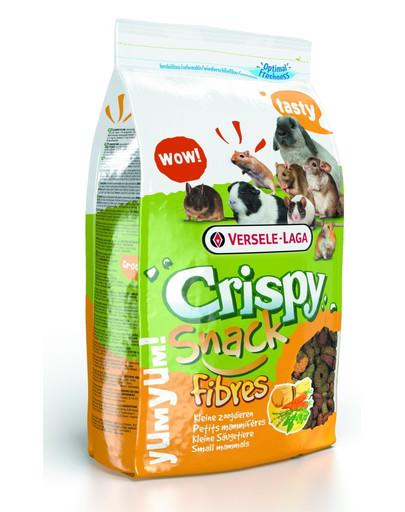 Versele-Laga Crispy Snack Fibres 15 kg visavertis maistas graužikams