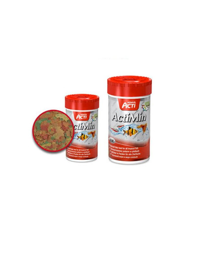 Aquael Acti Actimin 100 ml