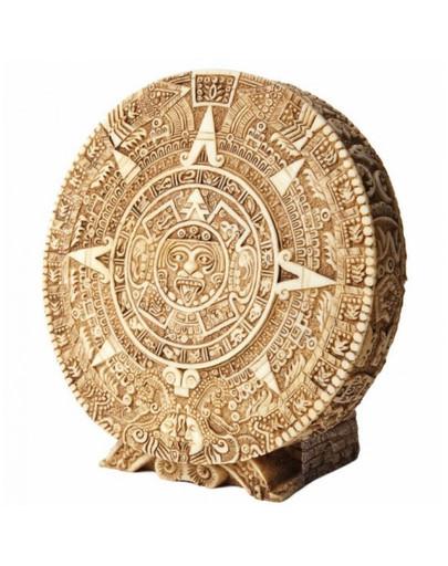 Hydor H2shOw Lost Civilization dekoracija Majų kalendorius + Gyvatė