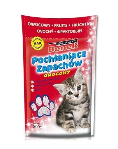 Benek dezinfekavimo priemonė, sugerėjas vaisių kvapo 200 g