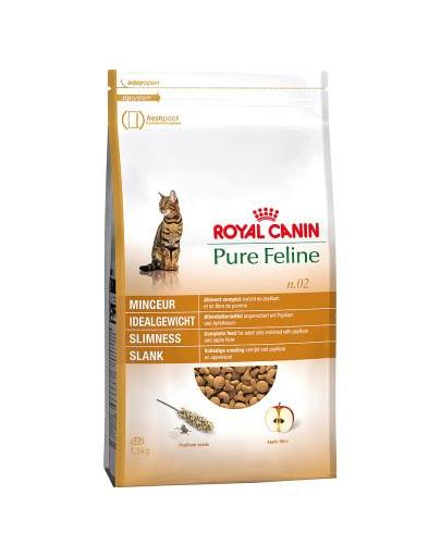 Royal Canin Pure Feline N.02 Slimness 1.5 kg