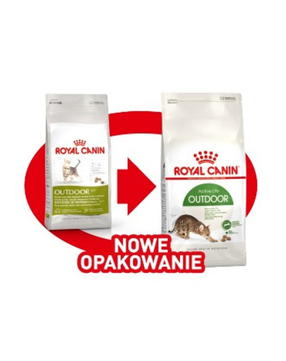 Royal Canin Outdoor 30 4 kg