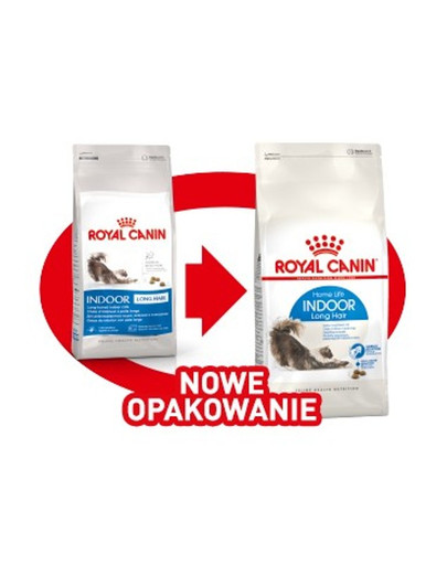Royal Canin Indoor Long Hair 2 kg