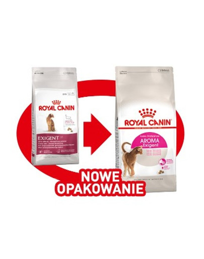 Royal Canin Exigent Aromatic Attraction 33 0.4 kg