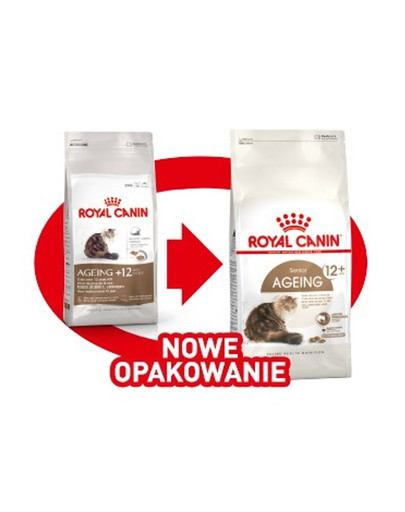 Royal Canin Ageing 12+ 4 kg