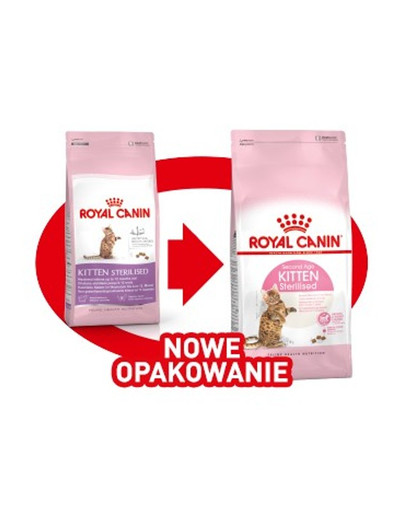 Royal Canin Kitten Sterilised 2 kg