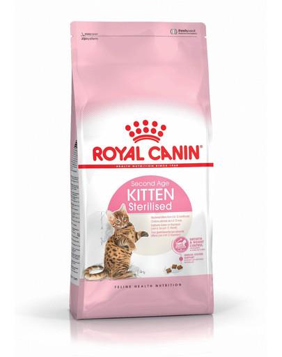Royal Canin Kitten Sterilised 0,4 kg