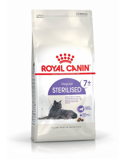 Royal Canin Sterilised 7+ 0.4 kg
