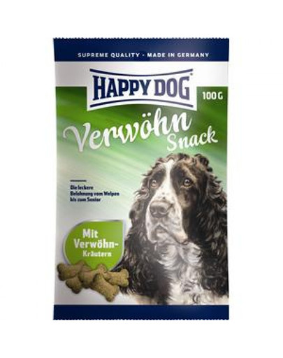 Happy Dog Supreme Verwohn Snack 100 g