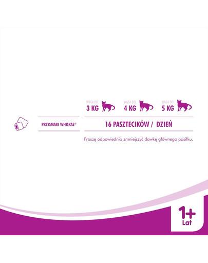 WHISKAS Dentabites skanėstai katėms su vištiena 40 g